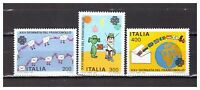 S17854) Italy MNH 1983 Stamp Day 3v