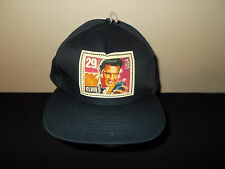 VTG-1990s Elvis Presley 29 cent Postage Stamp US Post office snapback hat sku9