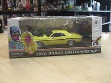 1970 DODGE CHALLENGER R/T RUN WITH THE DODGE SCALE 1:43 BY GREENLIGHT