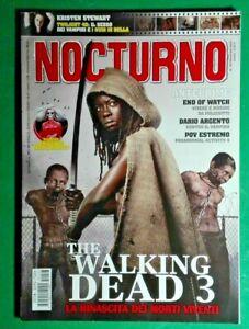 RIVISTA NOCTURNO-THE WALKING DEAD 3-ANNO 2012 N.123 - RIF.1934
