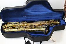 Selmer Super Action 80 Baritone Saxophone LOW A WOW! QuinnTheEskimo