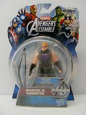 Marvel's hawk eye Avengers Assemble action figure SNIPER BOW HAWKEYE hasbro 2013