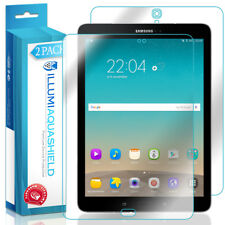 2x iLLumi AquaShield Front Screen + Back Panel Protector for Galaxy Tab S3 9.7