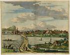 Antique Print-GALLE-FORT-SRI LANKA-CEYLON-ASIA-Baldaeus-Waesbergen-1672