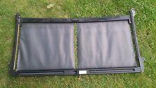 03-06 MERCEDES SL500 R230 ROOF TOP PANORAMIC SUN SHADE CURTAIN 2308100020