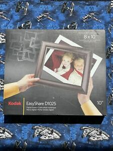 "Kodak EasyShare D1025 10.4"" Digital Picture Frame No Kickstand"