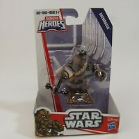 Star Wars Galactic Heroes Chewbacca Action Figure NEW Playskool
