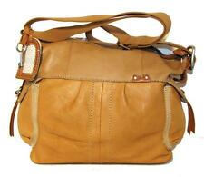 FOSSIL What Vintage are You? Genuine Leather Tote Shoulder / Cross Body  Bag