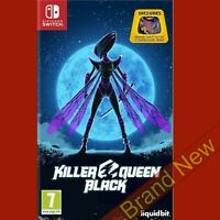 KILLER QUEEN BLACK - Nintendo Switch ~ Brand New & Sealed!