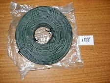 Roll Rebar Tie Wire 3 1/4 lbs 16GA PVC Coated Farm Landscape Concrete Mechanic