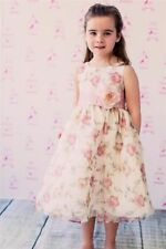 Summer Party Sleeve PINK Dresses (Sizes 4 & Up) for Girls