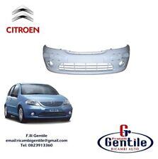Citroen C3 2002 al 2005 PARAURTI ANTERIORE CON PRIMER COMPLETO DI COPRIGANCIO