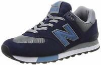 New Balance 574v2, Sneaker Uomo - ML574FND NAVY-G SCARPA