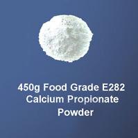 450g  Calcium Propionate Powder  E282  ,   vegan,  Gluten free