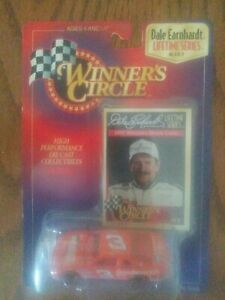 Dale Earnhardt Wheaties # 3 Race Car 1:64 Winners Circle LIFETIME SERIES #5 CARD