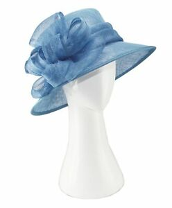 Sinamay Spring Racing Hats. 6 colors available.