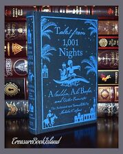 Tales from 1001 Nights Aladdin Brand New W/ Ribbon Collectible Hardcover Gift
