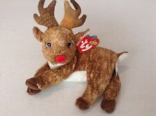 TY Beanie Baby 2000 Roxie Reindeer