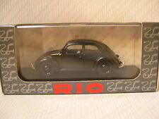 Rio Volkswagen KDF Standard Limousine 1938