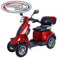 Elektro-Krankenfahrstuhl- Seniorenmobil, Roller, S 1000 mit KM Zähler