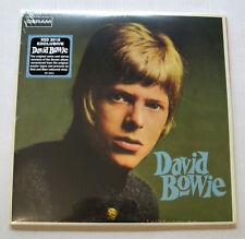 DAVID BOWIE first album (1967) 2LP Mono & Stereo RED/BLUE VINYL NEW RSD 2018