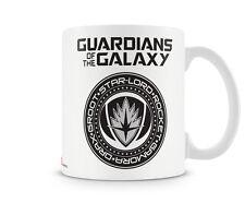 Guardians of the Galaxy Vol.2 Shield Logo Kaffee Becher Coffee Mug Tasse Marvel