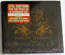 FEAR MY THOUGHTS - VULCANUS - CD Sigillato Limited Edition Enhanced