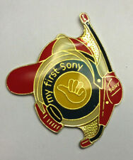 Pin's pin MY FIRST SONY - CASQUE (ref 081)