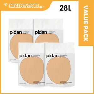 Pidan Premium Mixed Flushable Tofu With Bentonite Cat Litter - 28L