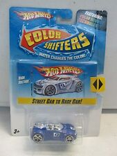 Hot Wheels Color Shifters High Voltage Street Car to Race Car