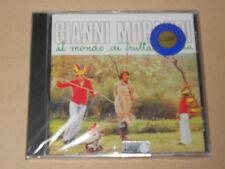 Gianni Morandi - Il mondo di frutta candida CD 2002 S/S