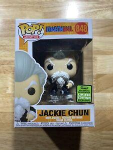 Funko Pop! Animation Dragon Ball Jackie Chun Spring Convention Exclusive #848