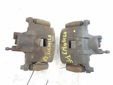 07-15 Jeep Compass Passenger Right Driver Left Front Brake Caliper Set OEM