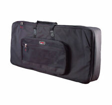 Gator Cases Gkb-88 Notes Keyboard Piano Gig Bag Slim Design W/ Strap Handle New