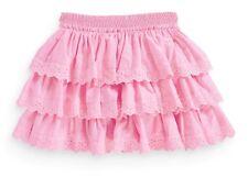 ВNWT NEXT Girl Party Dress • Pink Broderie Ra-Ra Skirt • 100% cotton • 4 Years