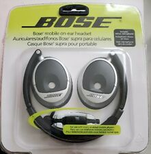 BOSE Mobile On-Ear Headset -Discontinued by Bose - NEW/SEALED- RARE