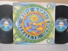 Steeleye Span - Time 2-LP Vinyl EX (The Best of/Greatest Hits) Folk Maddy Prior