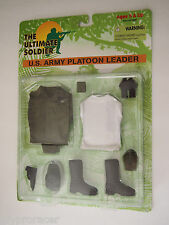 The Ultimate Soldier U.S.Army Platoon Leader Set 21st Century Toys