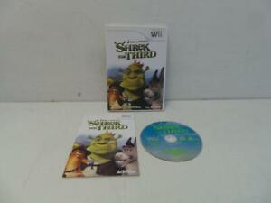 Shrek The Third Nintendo Wii Game