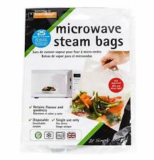 Toastabags Planit Products Microwave Steam Bags Retains Food Flavor Cook Faster