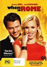 When in Rome (2010)  - DVD - NEW Region 4