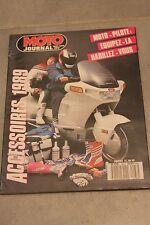 MOTO JOURNAL HORS SERIE ACCESSOIRES 1989 MOTO PILOTE