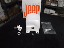 Jeep CJ, CJ Laredo, Renegade, W/S washer bottle assy.