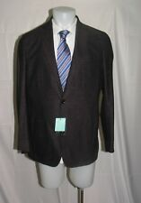 Peter Millar Collection Purple Weave Alpine Tweed Two Button Blazer 42L NWT