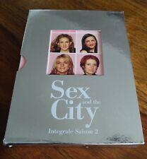 Sex and the City - L'Intégrale Saison 2 - Coffret DVD