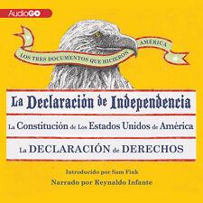 Los Tres Documentos que Hicieron América [The Three Documents That Made America,