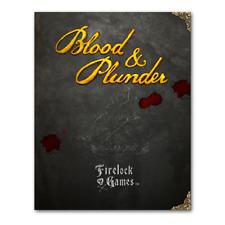 Firelock Games BNIB Blood and Plunder Rulebook FGD0001