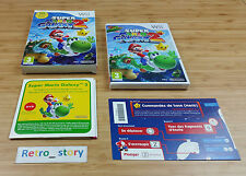 Nintendo Wii Super Mario Galaxy 2 NEUF / NEW PAL