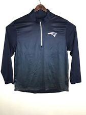 "Majestic Coolbase "" New England Patriots "" Men's Long Sleeve Shirt Sz XL GUC"