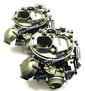 Mercedes Benz Dual Zenith Carburetor Rebuilding Service